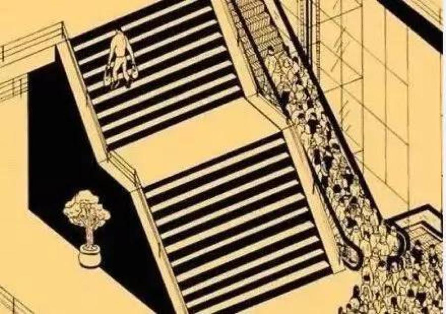 我见过很多赚大钱的人,但没有一个是靠努力成功的!
