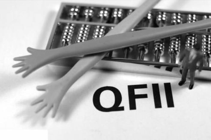 """QFII整体选股能力胜出 二季度主打优质""""白马股"""""""