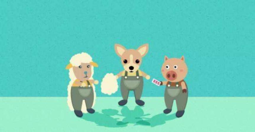 羊毛出在猪身上让狗买单?