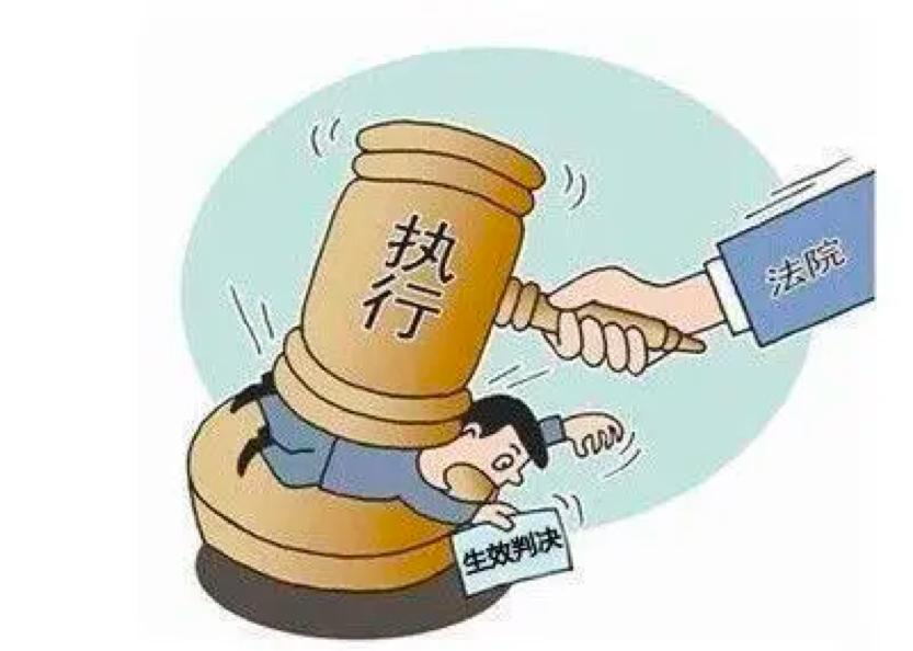 法院会强制执行税局的税务处理和处罚决定吗?