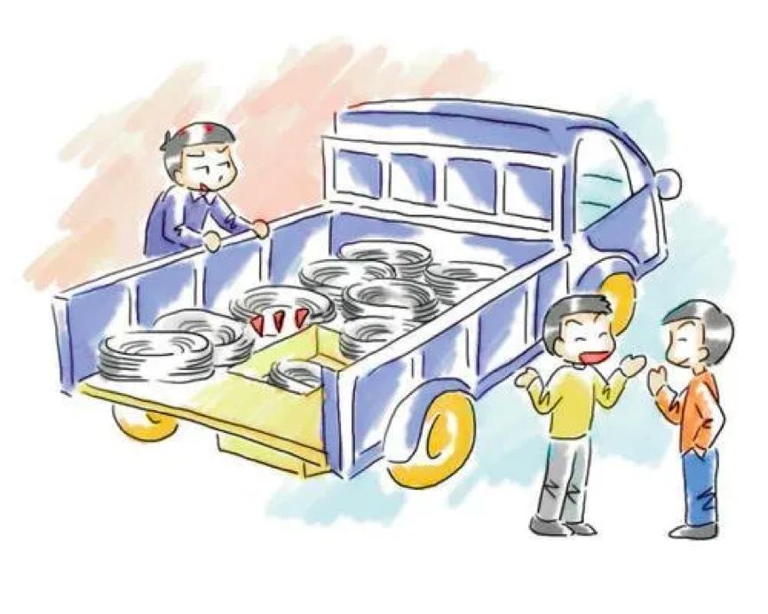 钢厂废钢回收的舞弊问题